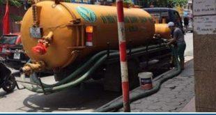 Cam kết nhận hút hầm cầu tại Huyện Củ Chi nhanh sạch 99%