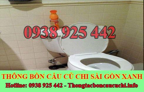 Thông bồn cầu tắc băng vệ sinh Huyện Củ Chi 0938925442