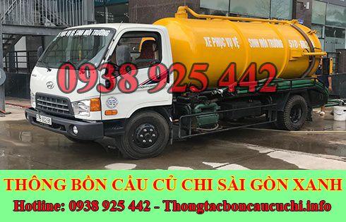 Số điện thoại hút hầm cầu Huyện Củ Chi giá rẻ 0938925442