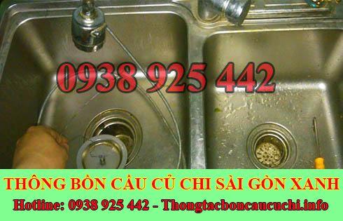 Thợ thông tắc bồn rửa mặt lavabo Huyện Củ Chi 0938925442
