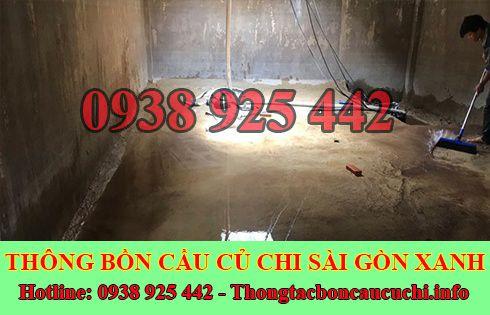 Bảng giá vệ sinh bể chứa nước ngầm Huyện Củ Chi 0938925442